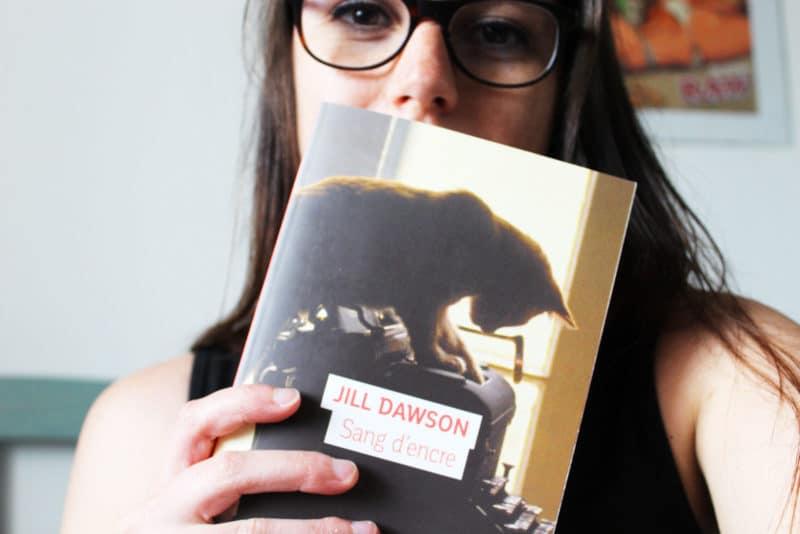 Sang d'encre - Jill Dawson