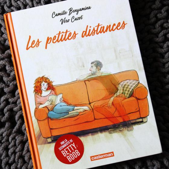 Les petites distances - Véro Cazot