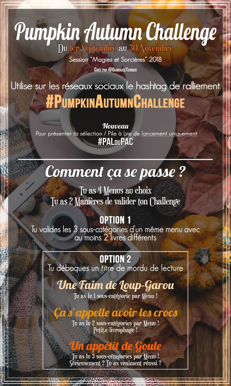 Pumpin Autumn Challenge
