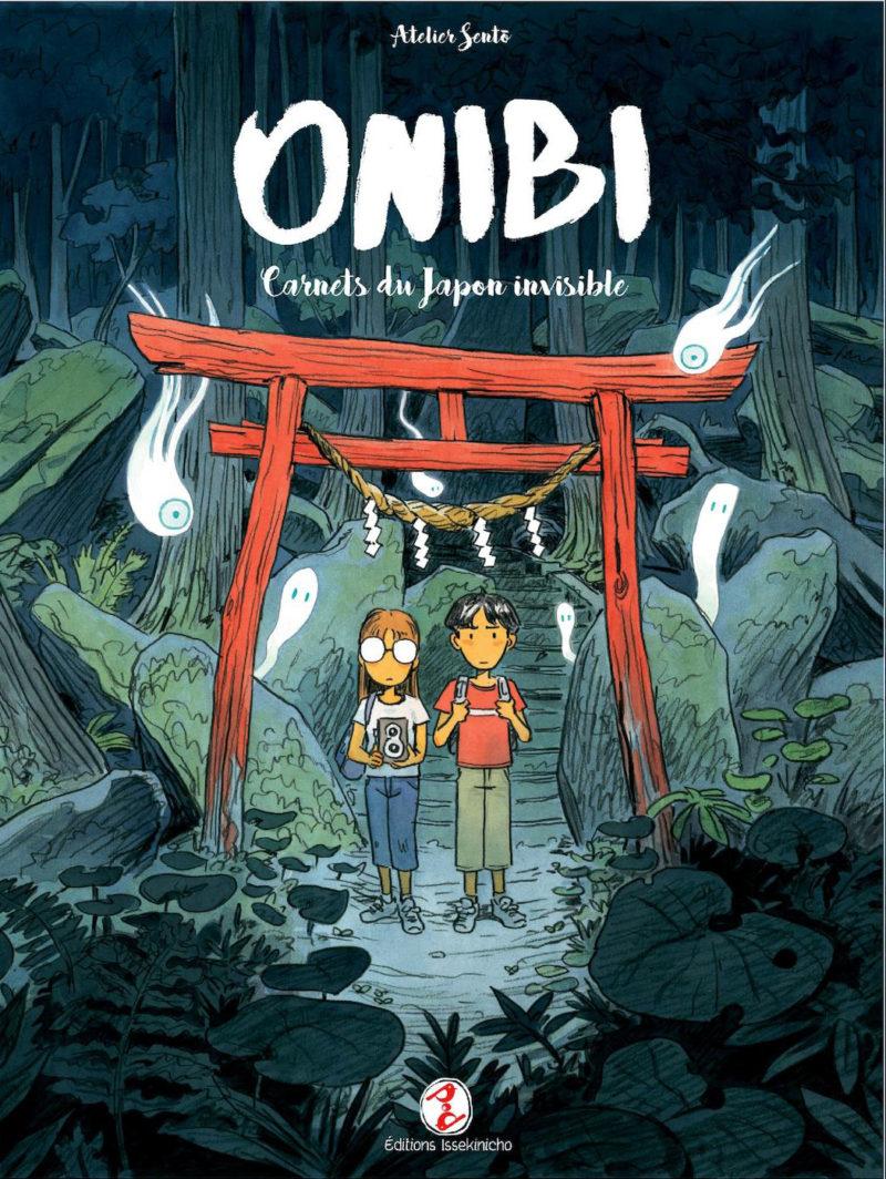 Onibi - Carnet du japon invisible