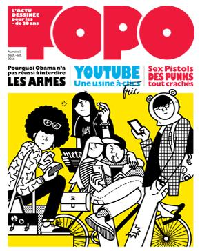 Topo magazine n°1