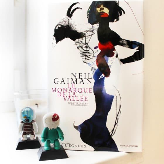 Le monarque de la vallée - Neil Gaiman
