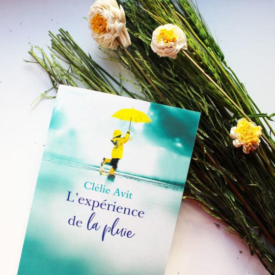 L'expérience de la pluie - Clélie Avit