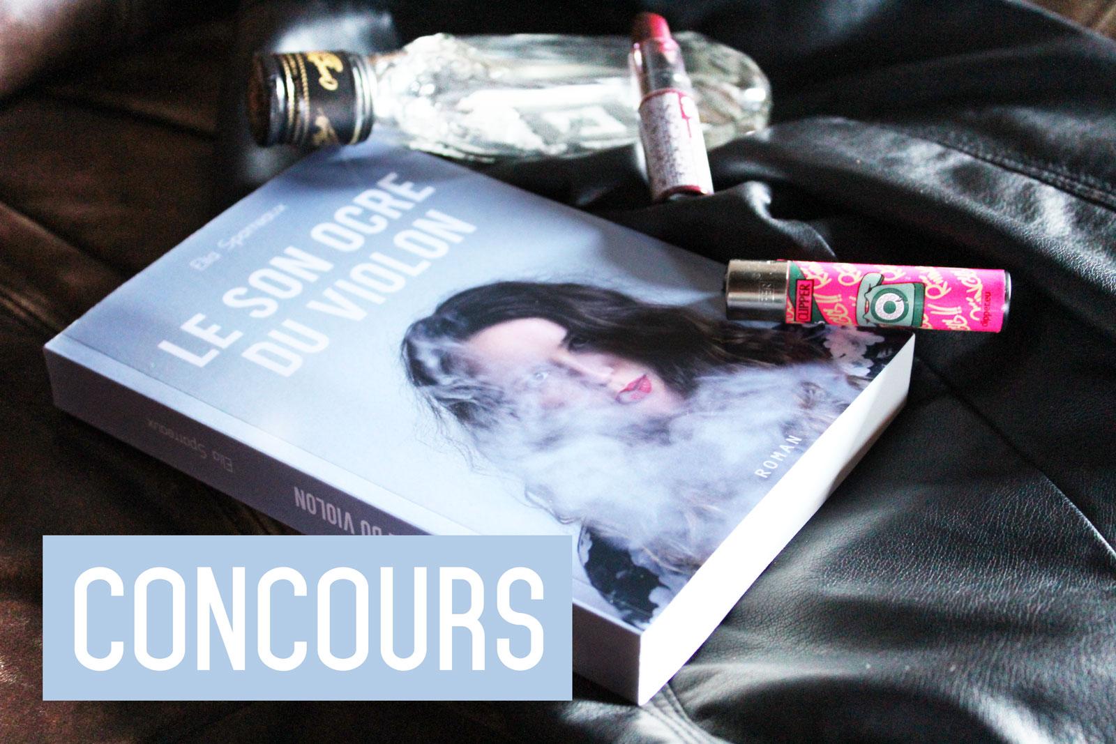 """CONCOURS – Gagnez le roman """"Le son ocre du violon"""" !"""