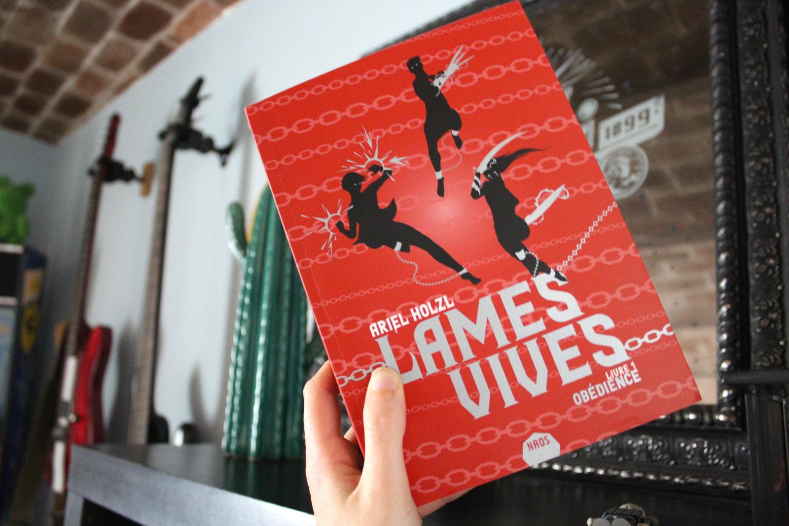 Lames Vives, une fantaisie orientale signée Ariel Holzl