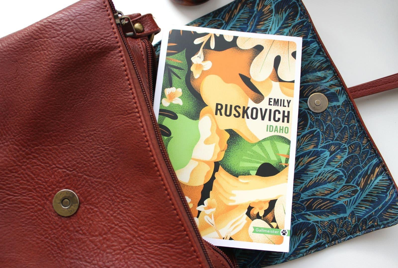 IDAHO de Ruskovich Emily