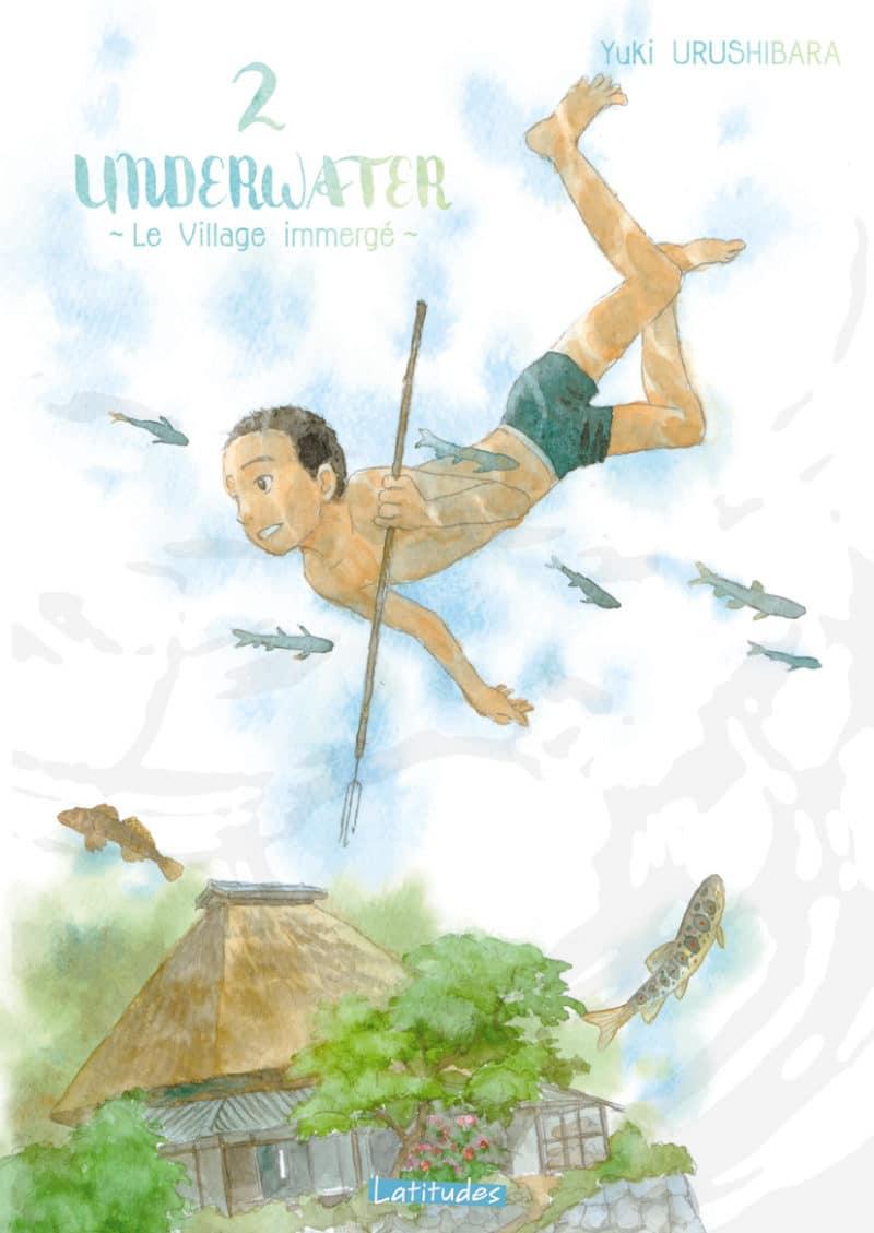 Manga Underwater