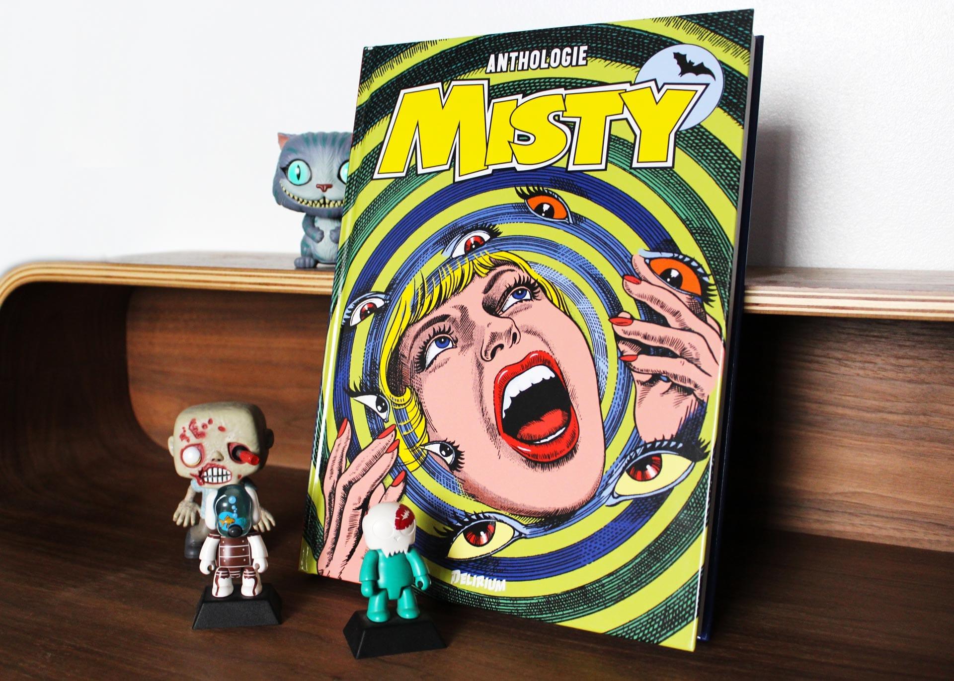 Préparez-vous à frissonner avec Misty !