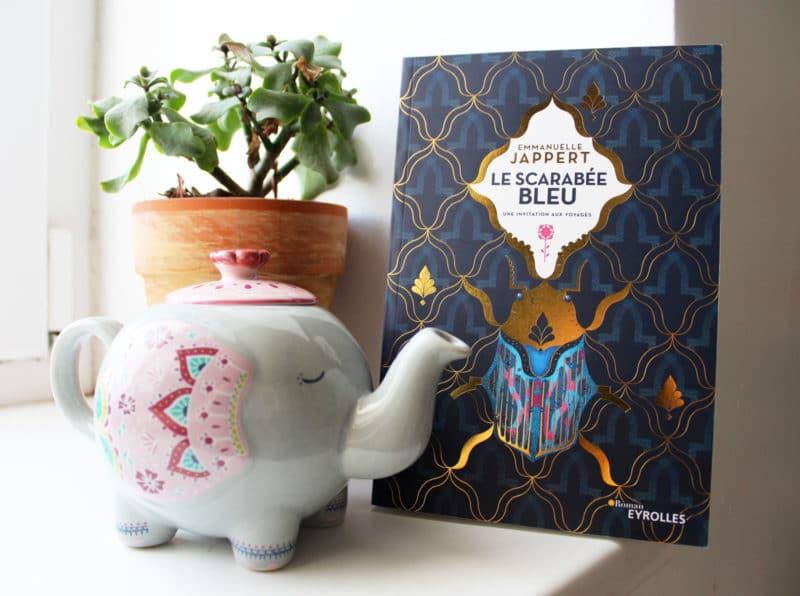 Le scarabée bleu - Emmanuelle Jappert