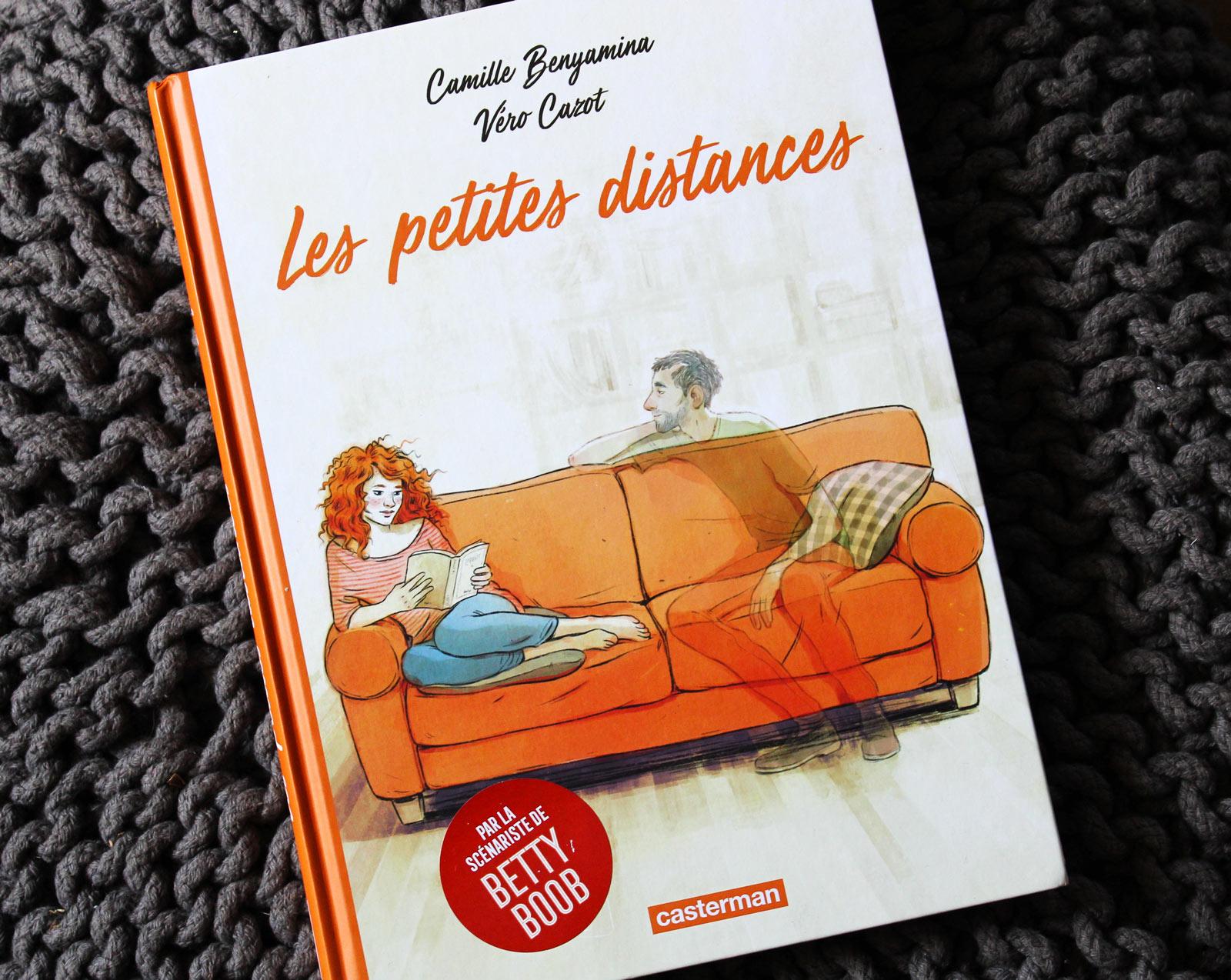 Une BD bienveillante et sans tabou : Les petites distances