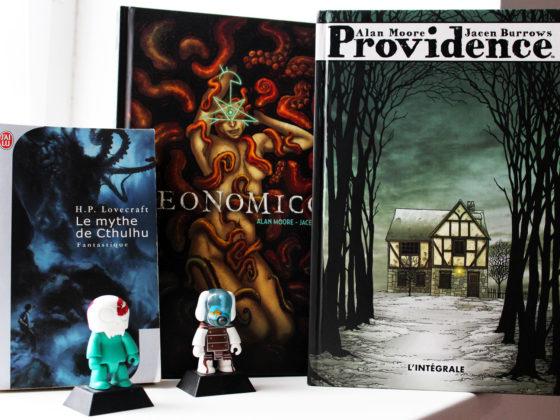 Providence - Alan Moore - Comics