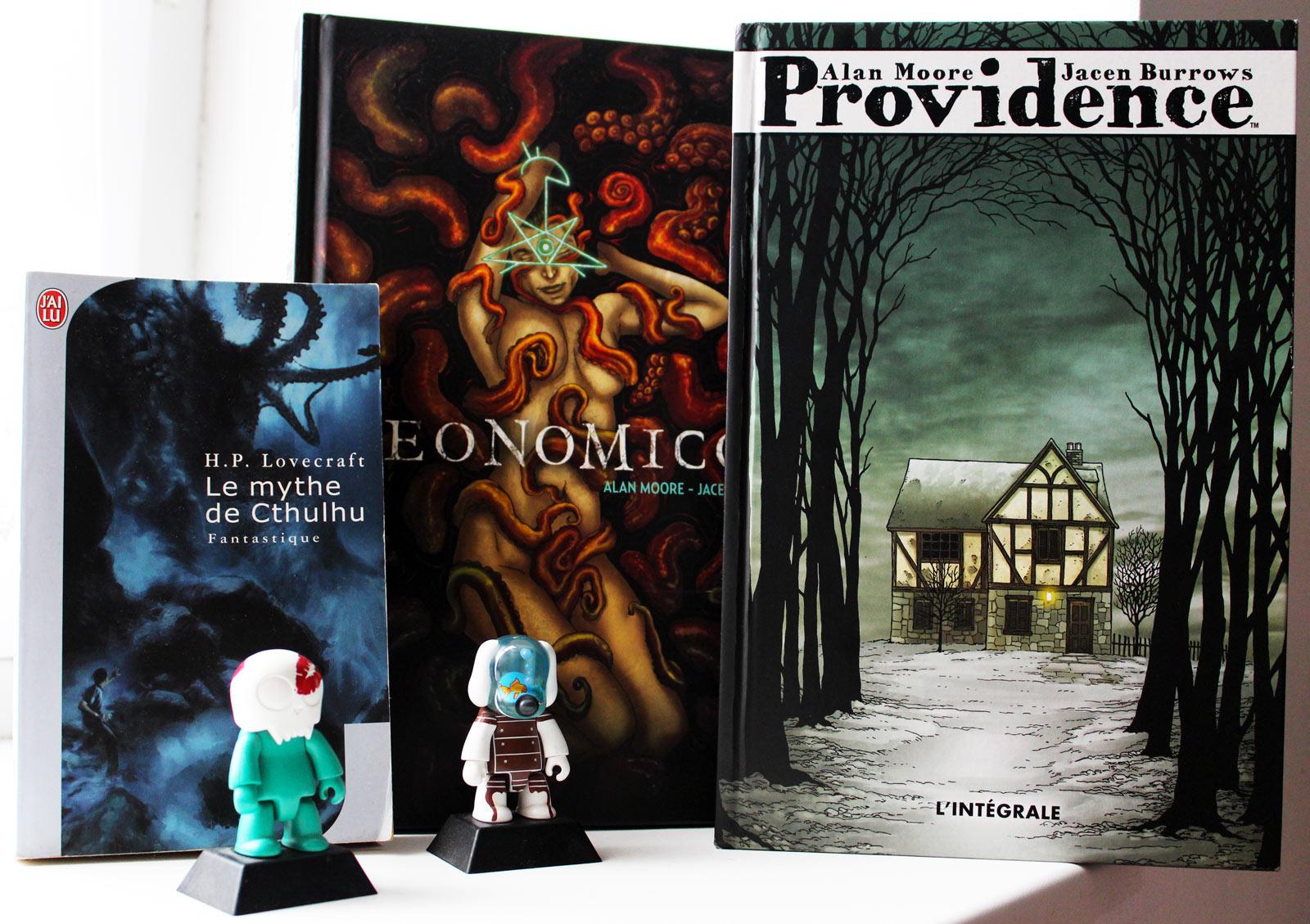 Spécial Halloween : Néonomicon & Providence