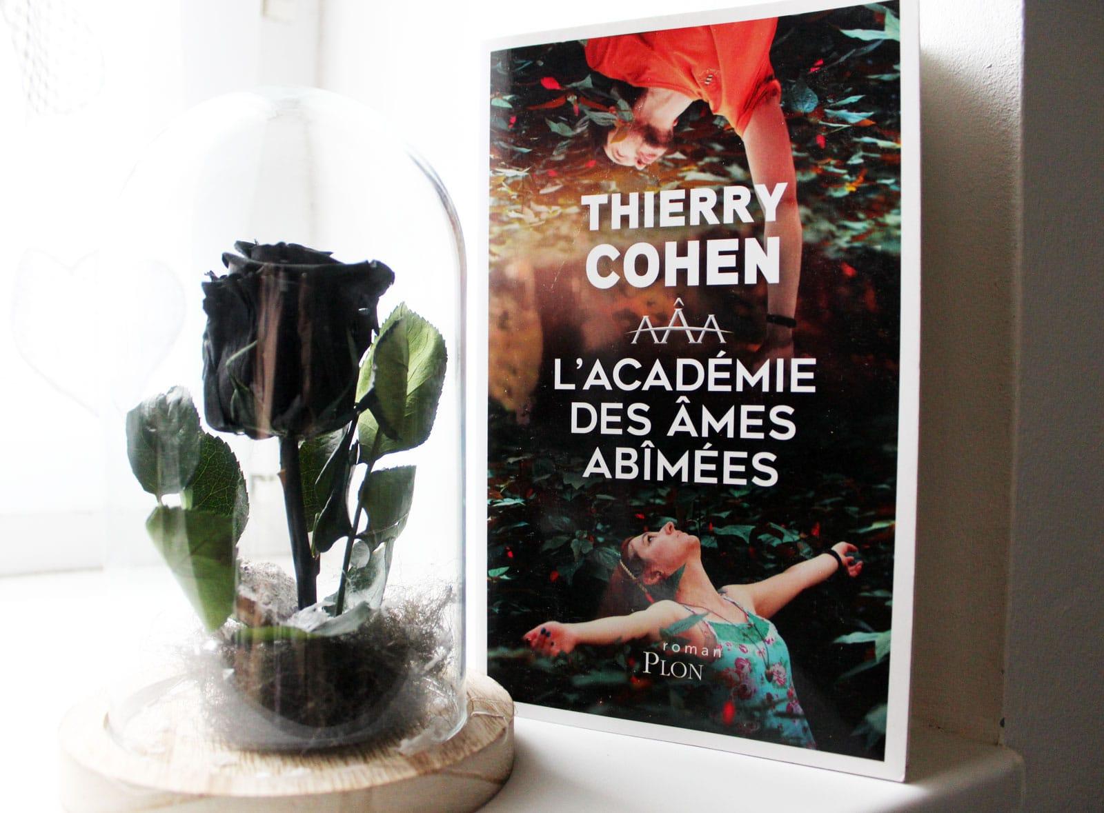 L'Académie des âmes abîmées – Thierry COHEN