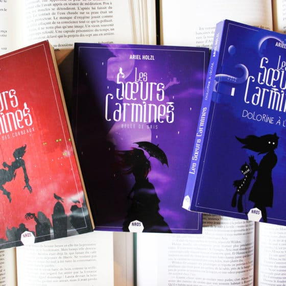Les soeurs Carmines - Ariel Holzl