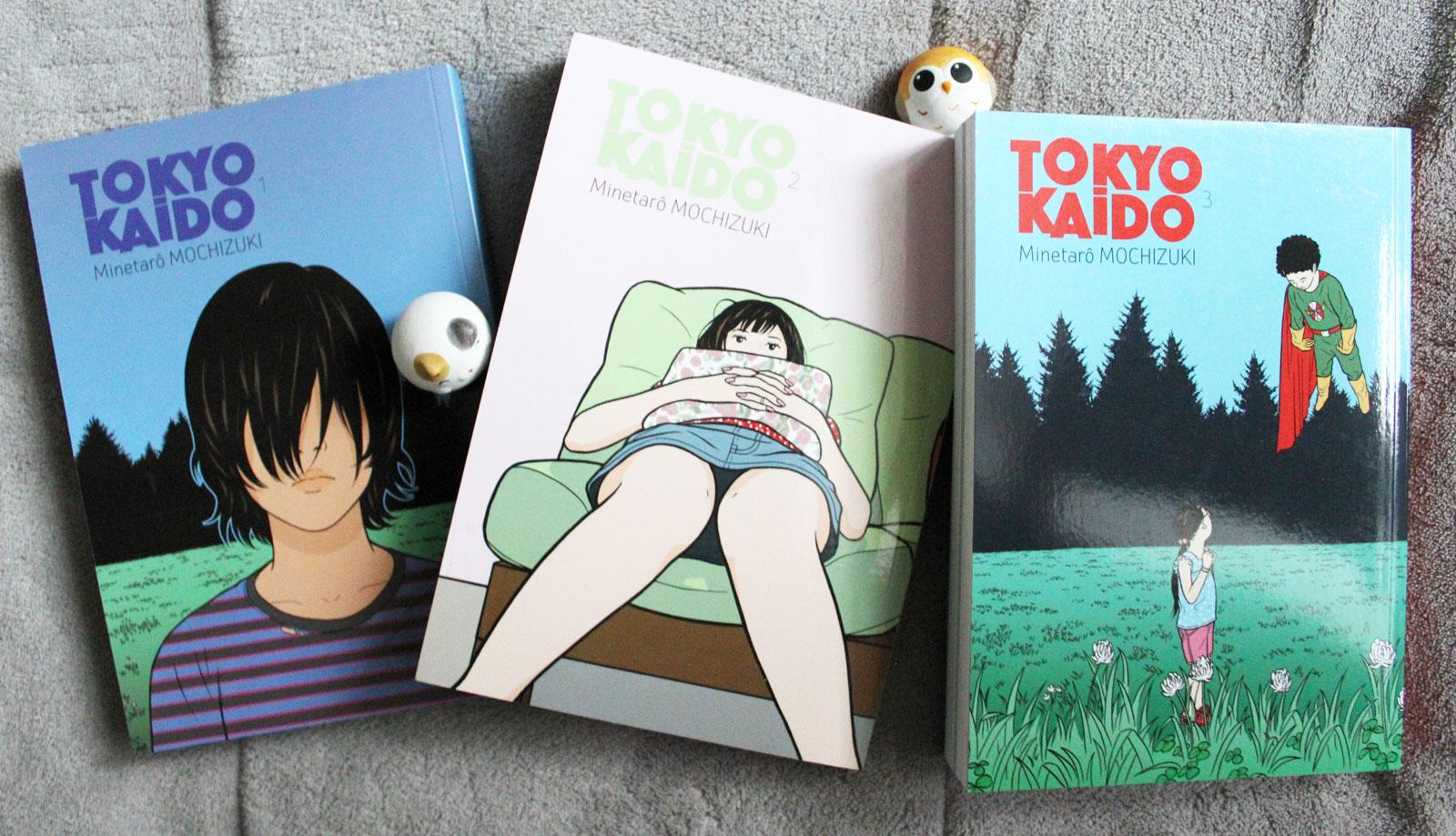 La trilogie Tokyo Kaido de Minetaro Mochizuki